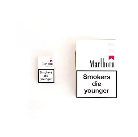 Marlboro Filter Plus3